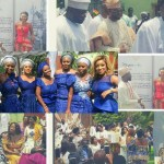 Check Out First Photos & Video From Becca's Traditional Wedding