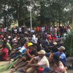 KNUST Demo Turns Rambo Film As School Properties Are Being Destroyed In Minutes Interval (+ Photos & Videos)