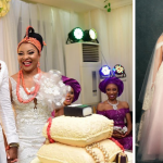 Wedding Photos From TINSEL's Bimpe Traditional And White Wedding