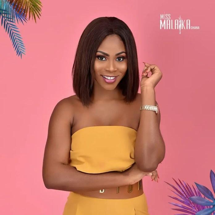 Afia Miss Ghana 2018