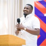 John Dumelo To Donate 4,000 Laptops To Students In Ayawaso West