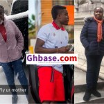 Criss Waddle's Mum Looking All Swagged Up In The United States Of America (+Photos)