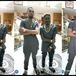 Shatta Wale Visits Rev Obofour To Tap Into His Rolls Royce 'Anointing'?