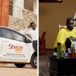 Meet The Man Behind The New Mobile Barbering Saloon Known As Shave Masters (Video)