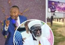 Owusu Bempah apologizes to Chief Imam