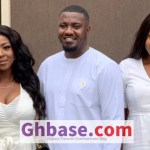 PHOTOS: John Dumelo And Wife Outdoor Son With Nadia Buari, Yvonne Nelson, Okoro And Several Others