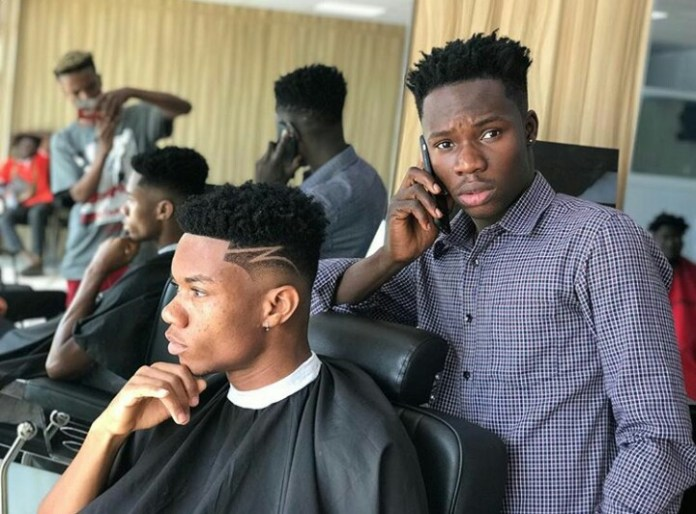 IMG 20190226 040022 127 - Get Familiar With Celebrity Barber, The Brain Behind Sarkodie, Shatta Wale, KiDi, Other Celebrities' Haircut