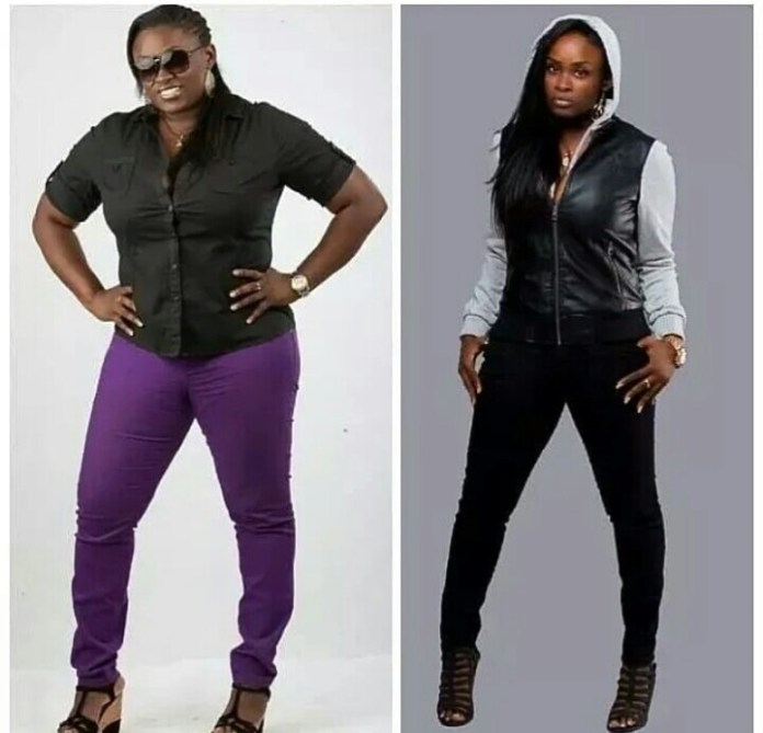 IMG 20190228 050035 116 - 5 Ghanaian Celebrities Who Have Lost Weight Overnight Perhaps Due To Good Dieting