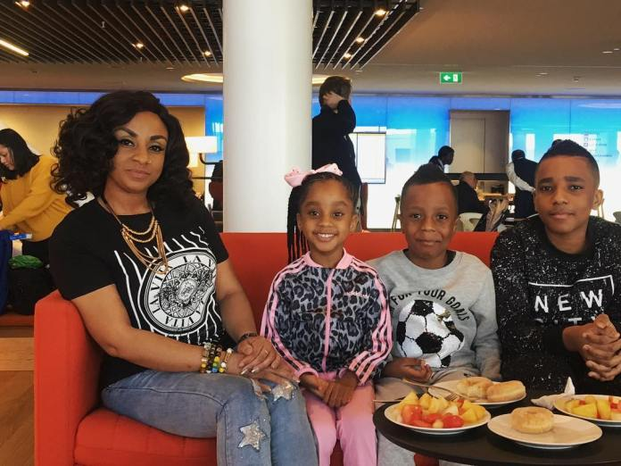 ohemaa 50908540 513274542412841 7082493523900023310 n - Asamoah Gyan stopped catering for his 3 children since July 2018 – Wife cries to court