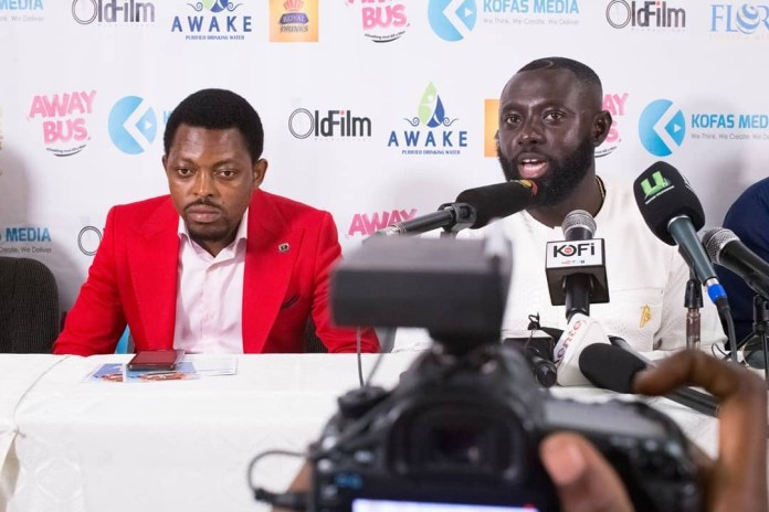 0DA18589 D617 48B3 B0F6 B2D2FF6AA3DF - 'Away Bus' Promises To Be The Most Comic But Very Educative Movie Ever Produced In Ghana And It's A Must Watch