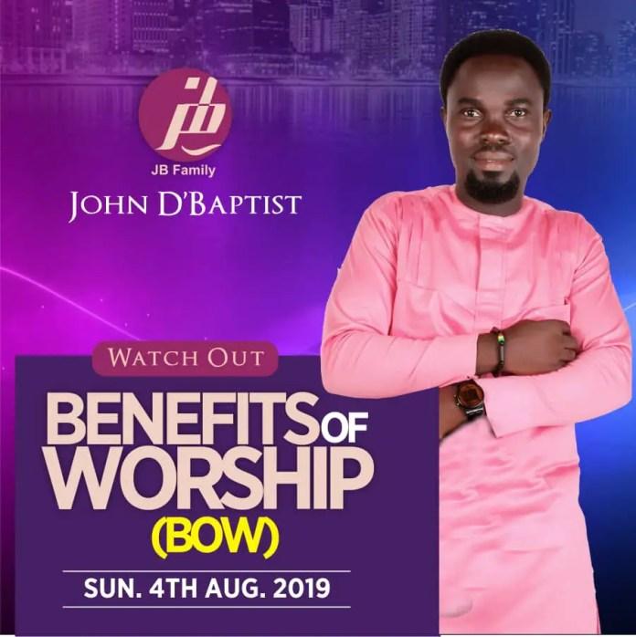3BB25A3E CC53 43FB B9E7 F815CF89C80D - I'm The 2nd Coming of John The Baptist; Here To Prepare The Way For Jesus Christ – Singer John D'Baptist