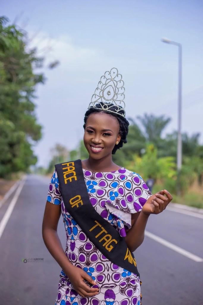 B5801C08 6186 43AE 933F B53481A90E95 - Meet Freeman Matilda Makafui, Ghana's representative for Miss Africa Beauty Queen 2019