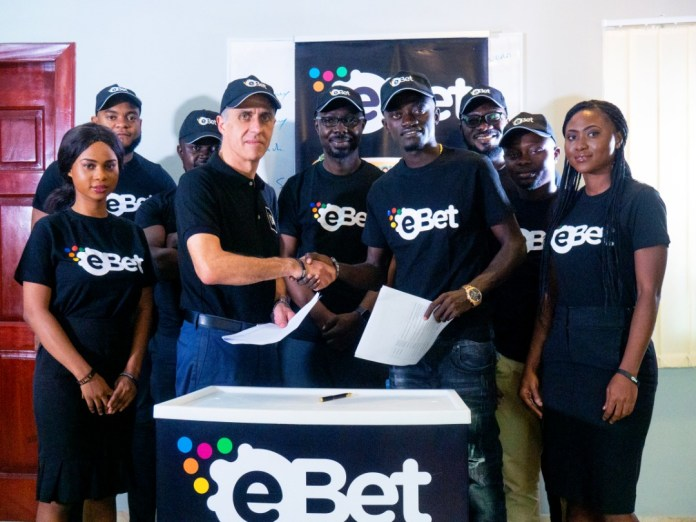 IMG 20190316 WA0009 - Actor Lil Win unveiled as brand ambassador for eBet, Ghana's leading betting company (+ Photos)