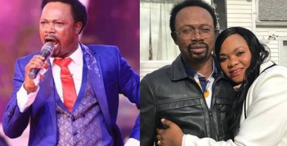 """Joshua iginla et wife - """"When my wife cheated and had an 'unholy' child, I covered her up but when mine happened, she started blackmailing me"""" – Popular Nigerian Pastor opens up on infidelity"""