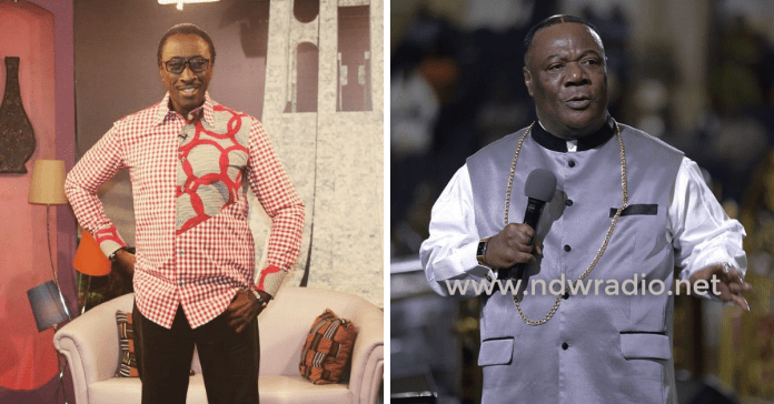 dun - Let's Call On Duncan Williams To Solve The Cedi Depreciation With Prayers -KSM To Ghanaians