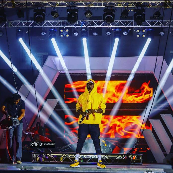 robphotographygh 53845817 2258072047796177 1383631654435732090 n - The Music King: Shatta Wale Won 8 Awards Out Of 11 Nominations At The 2019 3 Music Awards