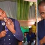 Pastor kills dog, eats it raw during service