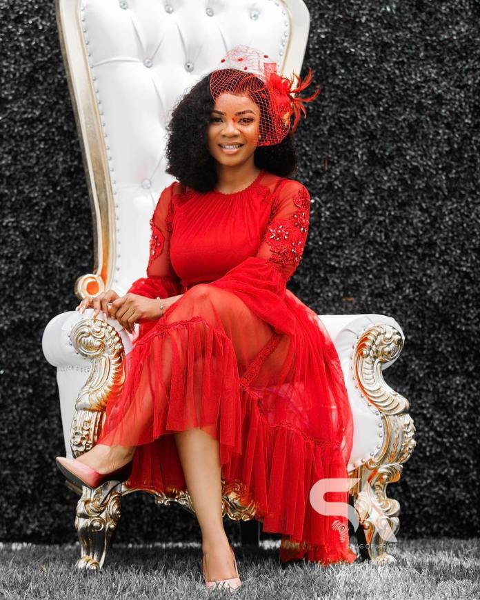 serwaaamihere 54446551 2117581534995780 4638915643348837943 n - Checkout Beautiful Photos & Video From Serwaa Amihere's 29th Birthday party