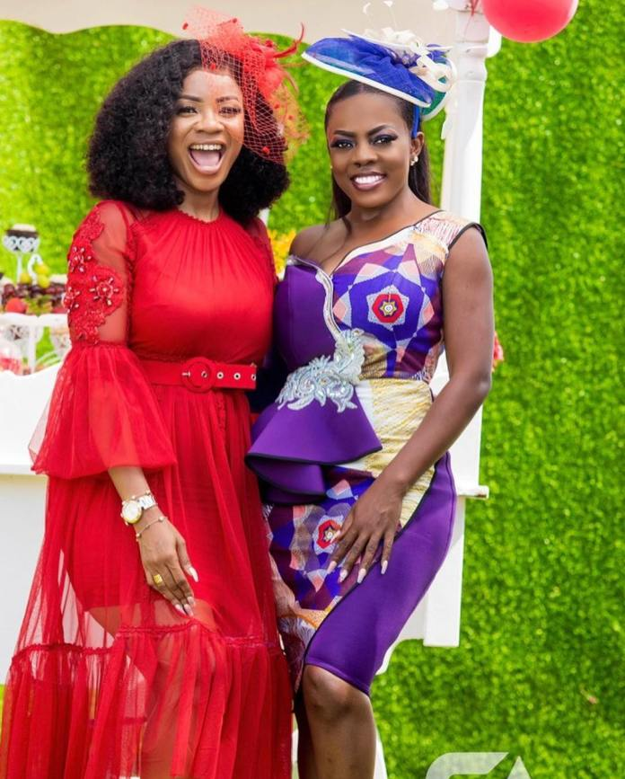 thenanaaba 52793499 1525252444351029 4046904900531404395 n - Checkout Beautiful Photos & Video From Serwaa Amihere's 29th Birthday party