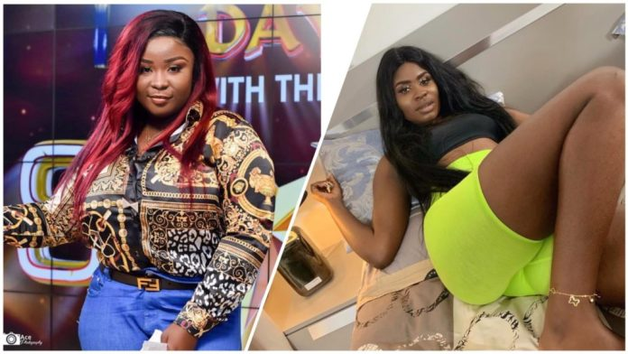 F6C3B060 EFA2 4203 9040 E16FDE96CACE 1024x576 - Maame Serwaa Begs Her Fans To Stop Comparing Her To Yaa Jackson (Watch Video)