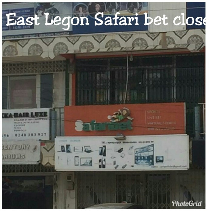 WhatsApp Image 2019 04 13 at 11.03.12 AM - Morgan Who Won Ghc57 million Finally Sues Safaribet For Not Paying Him & Also Gaming Commission For Being 'Soft' On The Matter
