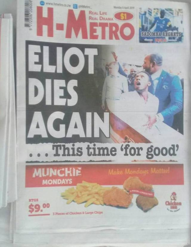 """alph lukau - Man who was """"resurrected"""" by controversial South African pastor, Alph Lukau reported dead"""