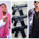 VIDEO: Ara B Shows He's A Gangster Too As He Reveals His Guns