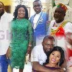 7 beautiful photos of Ghanaian female Gospel musicians and their husbands