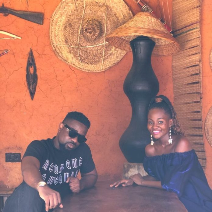 hama 840x840 - Sarkodie Spotted Without His Wedding Ring & People Are Asking Questions