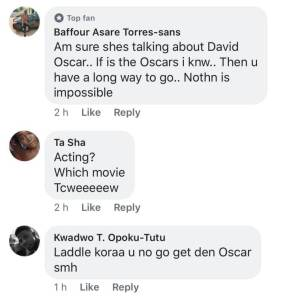 moesha - Social media users blast Moesha for saying she will one day win Oscars (Screenshot)