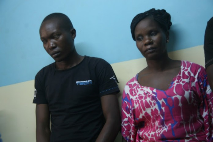 mwita sex orgy - Man And His Lover Charged For Screaming Whilst S3x