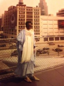 nuhu sharubutu 2 - National Chief Imam, Sheikh Dr. Osman Nuhu Sharubutu's photo as a young man pops up