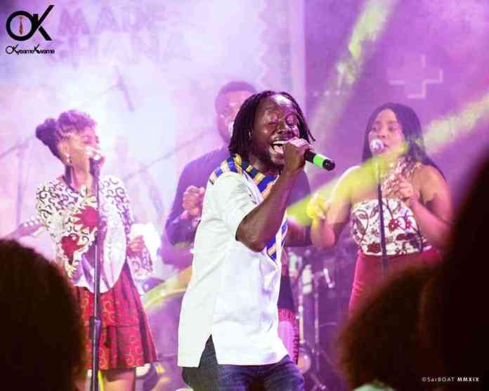 ok2 - Photos: Okyeame Kwame launches 'Made in Ghana' Album