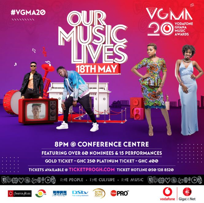 vgma 20 - MzVee set to make her first public appearance on the night of the VGMA's after pregnancy rumours went viral (Photos)