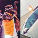 Shatta Wale Buys A Brand New Toyota Camry For Joint 77, One Of His Militants