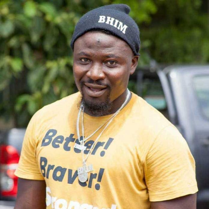 Alahye De Real Bhimnative 1 - Here are photos of the bodyguard who handed the gun over to Stonebwoy (+Video)
