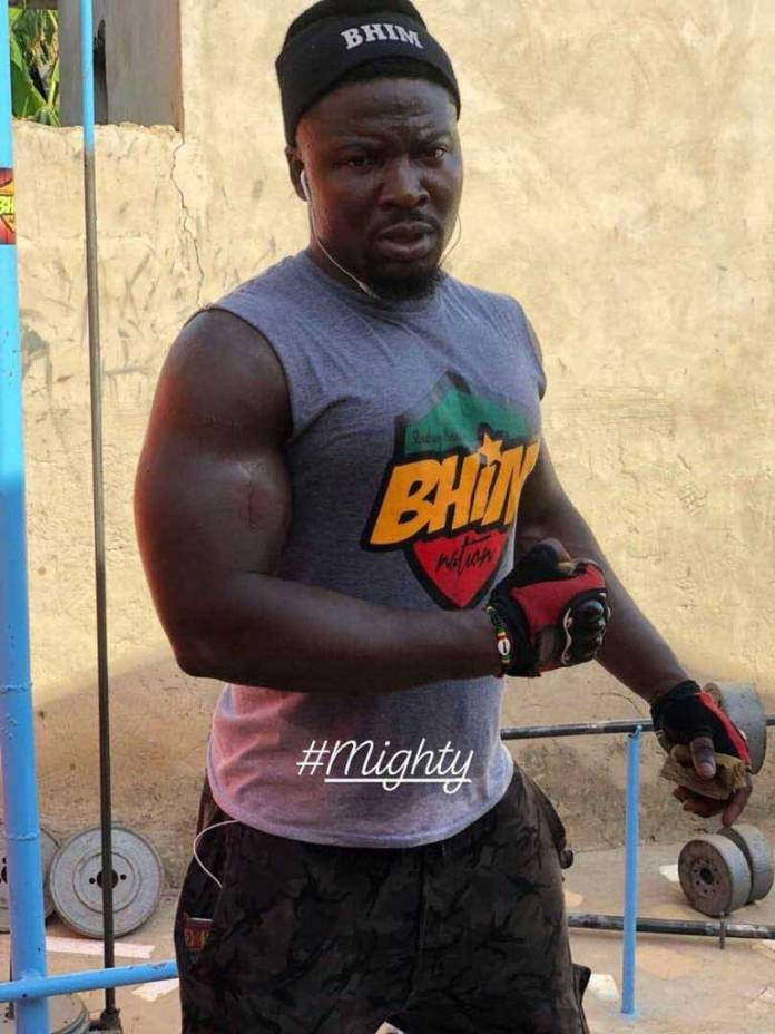 Alahye De Real Bhimnative 2 - Here are photos of the bodyguard who handed the gun over to Stonebwoy (+Video)