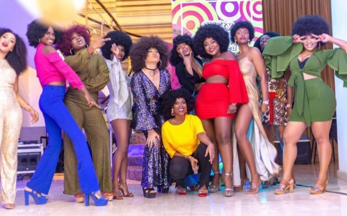 C1F9098E CB1E 42A2 872E 7FAE678DA4AF - Photos From The Bridal Shower Of John Dumelo's Wife Gifty, Ahead Of Their White Wedding This Weekend