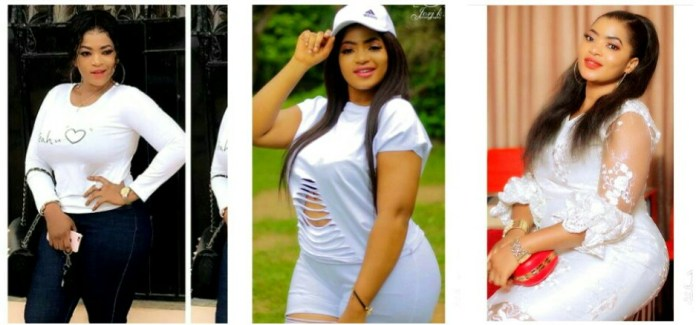 IMG 20190503 191830 693 - A Ghanaian actress runs away from marriage after the man has purchased all the wedding accessories for this reason