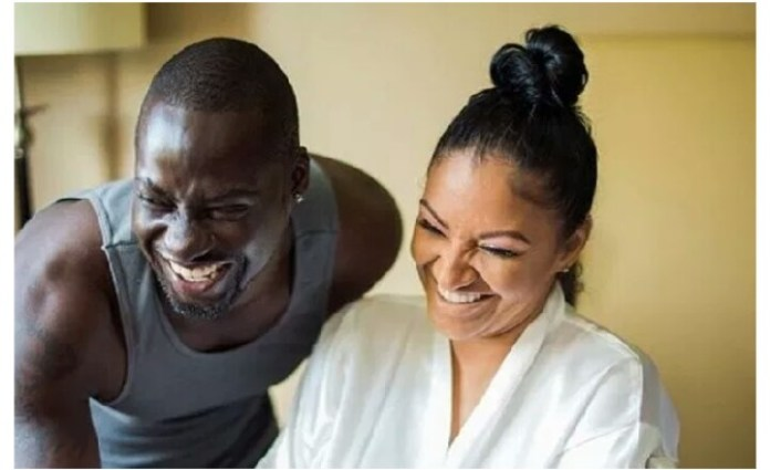 IMG 20190511 074918 169 - Chris Attoh Reportedly Cancels Movie Shoot and Flies to Maryland after Hearing News of His Wife's Death