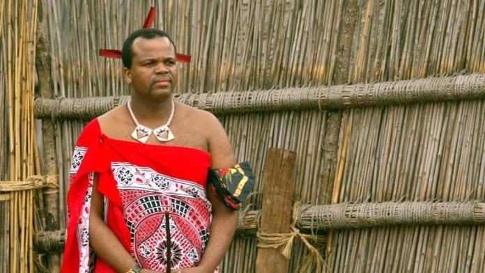 King Mswati - Shortage Of Men Hit Swaziland, King Orders Men To Marry More Than 2 Wives Or Go To Prison