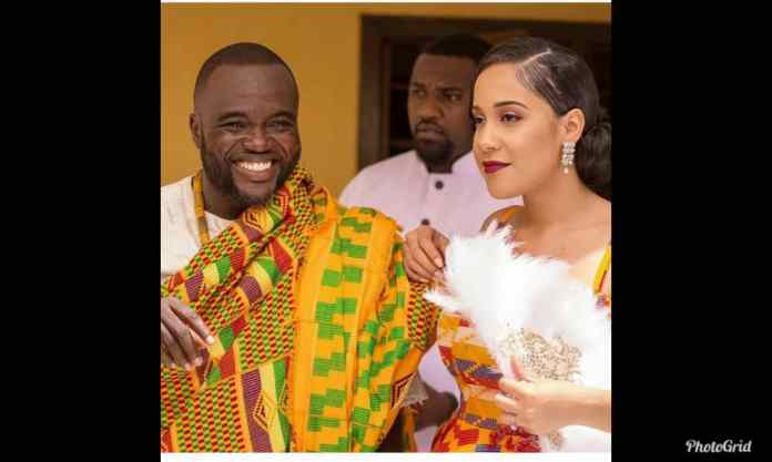 fred - Storm In Paradise,Fred Nuamah's Marriage Reportedly On Life Support ( Screenshots)