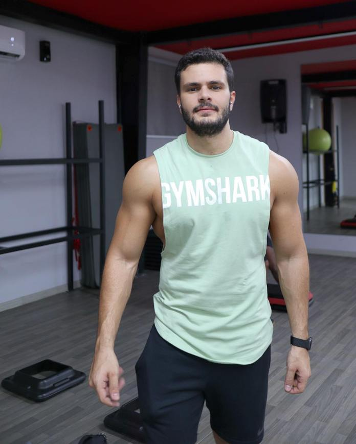 juliet ibrahim personal trainer ahmad taher 4 - Photos: We Have Seen Juliet Ibrahim's Personal Trainer And He's Super HOT
