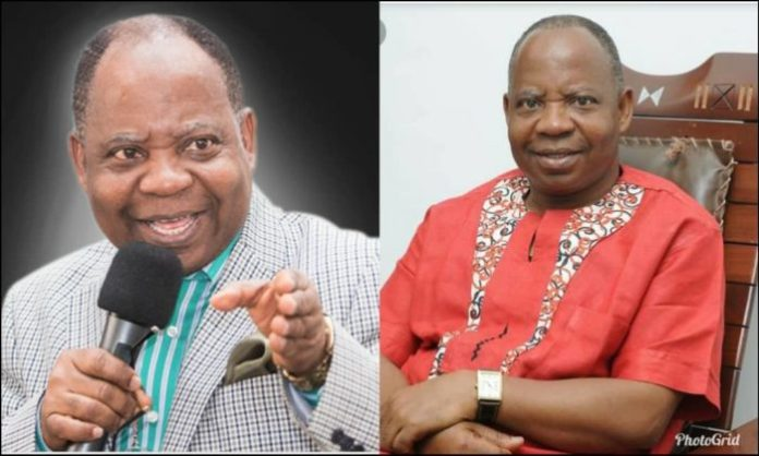 rev e1558640022516 - All African Men Know How To Do Is Pounce On Their Wives, No Foreplay Or Romance – Rev. Ransford Obeng Reveals