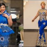 'I Will Get You'- Tonto Dikeh's Reaction After Receiving Death Threats From Unknown People (+Photo)