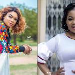 Vicky Zugah and Beverly Afaglo insults Tv Presenter who described them as D-List actresses
