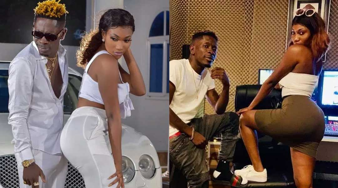 Image result for wendy shay and shatta wale relationship