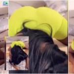 Yaa Jackson Twerks Her Huge Bortos To Her New 'Ehwe Papa Nie 'Song In This Video
