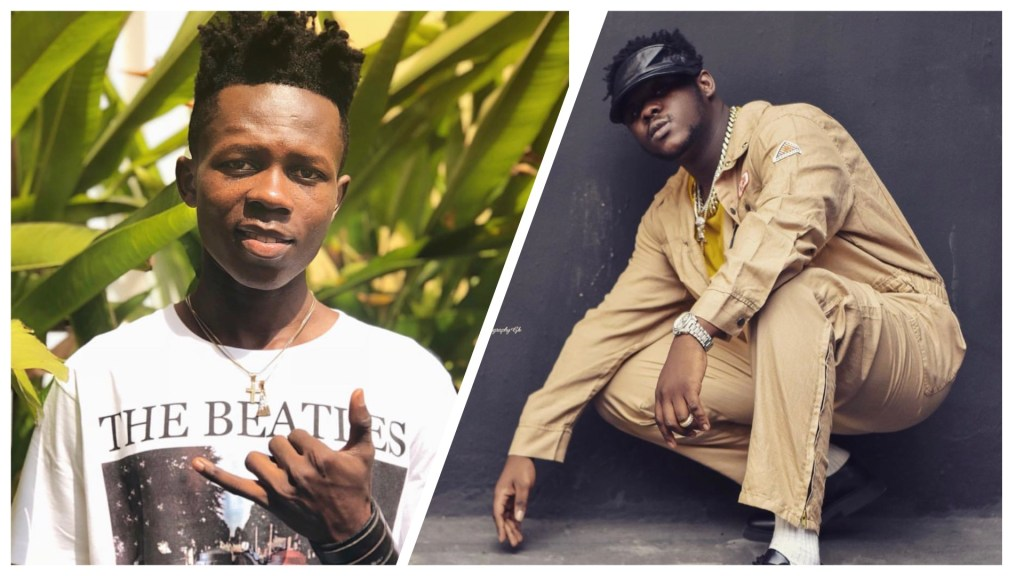 Strongman replies Medikal