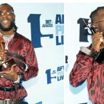 Burna Boy's African Giant Breaks Another Record To Be The Most Streamed African Album On Spotify